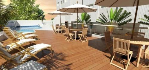 excelente apartamento no jardim caiahu 100m do mar ref 3272