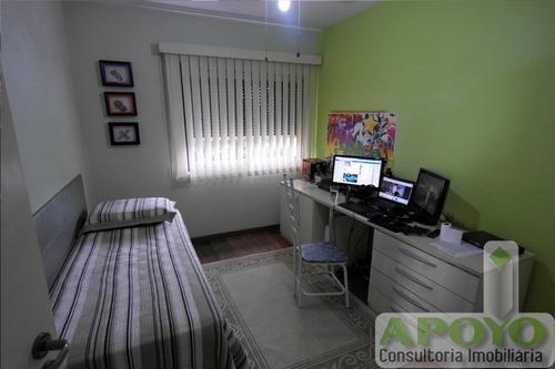 excelente apartamento no jardim marajoara - yo2512