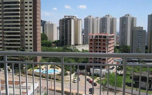 excelente apartamento no morumbi com varanda gourmet em condomínio com infra de clube. venha conhecer!