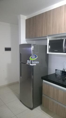 excelente apartamento no vila valparaiso - 6386