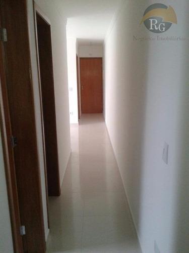 **excelente apartamento novo horto florestal** 2 dormts | 1 vaga - ap1136