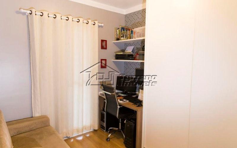 excelente apartamento novo, planejado com 2 vagas livres