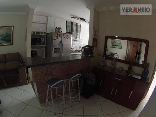 excelente apartamento  para locação definitiva - ap3373