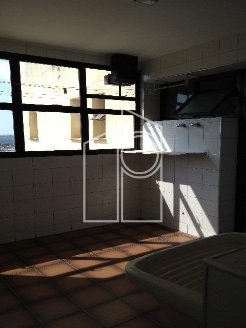 excelente apartamento para locação no centro de jundiaí com 3 dormitórios - ap06191 - 4948887