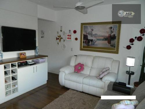 excelente apartamento  para venda e locação, mansões santo antônio, campinas - ap0507. - ap0507