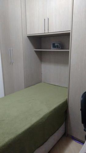 excelente apartamento-port. fechada - parque das nações -sa  - 614