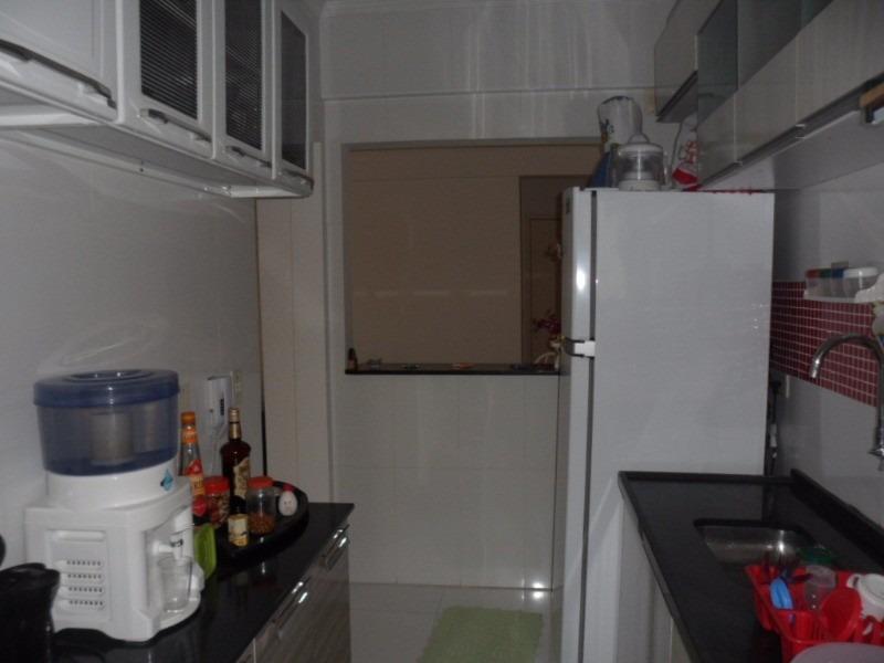 excelente apartamento reformado á venda no guarujá, praia da enseada - ap00142 - 4488304
