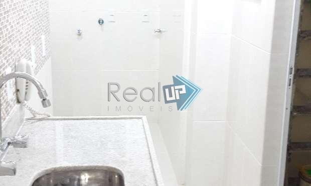 excelente apartamento reformado no humaitá de 2 quartos com vaga!!! - 7496