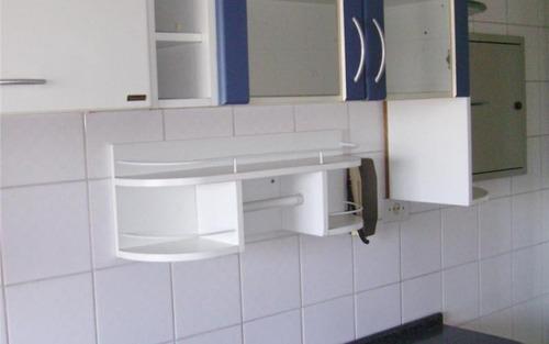 excelente apartamento residencial para locação, morumbi, são paulo.
