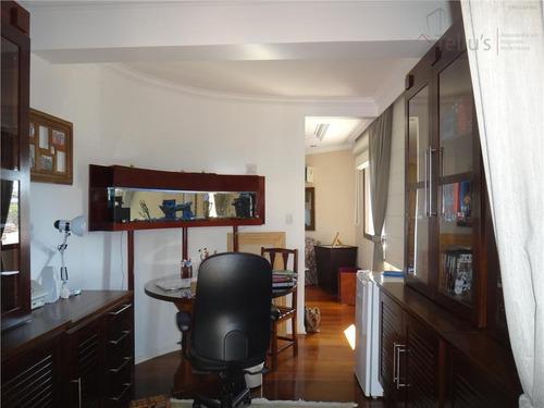 excelente apartamento  residencial à venda, edifício saint moritz ,3 suítes, sorocaba. - ap0110