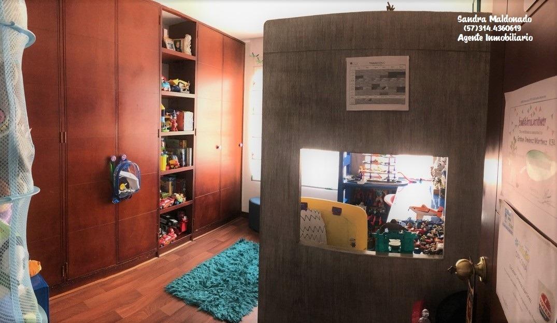 excelente apartamento rincon del chico