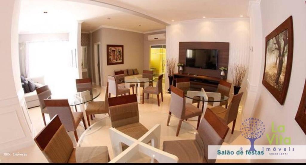 excelente apartamento à venda, com 3 suítes, churrasqueira na sacada, jardim blumenau alameda, - ap0706