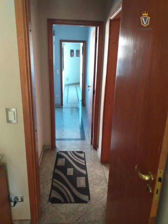 excelente apartamento à venda no centro de jundiaí com 4 dormitórios e 193 m² !! - ap1385