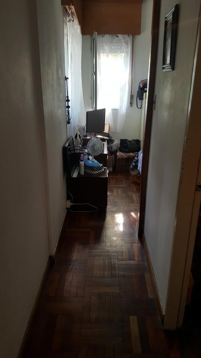 excelente apartamento venta al frente cordón 1 dormitorio