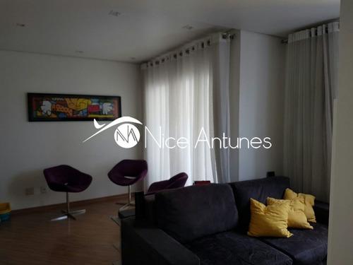 excelente apartamento vila paiva, 63m², 03 dorms, 01 vaga - na8865