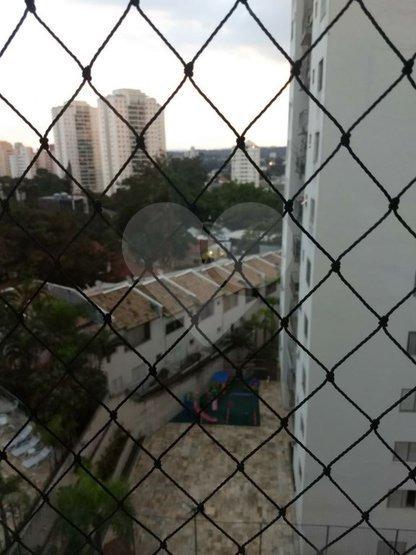 excelente apartamento zona sul - jardim santo amaro - 345-im330753