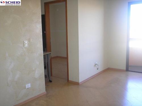 *excelente apto: 2 dorms , sala, coz., área de serviço, 1 vaga!!!* - mc579