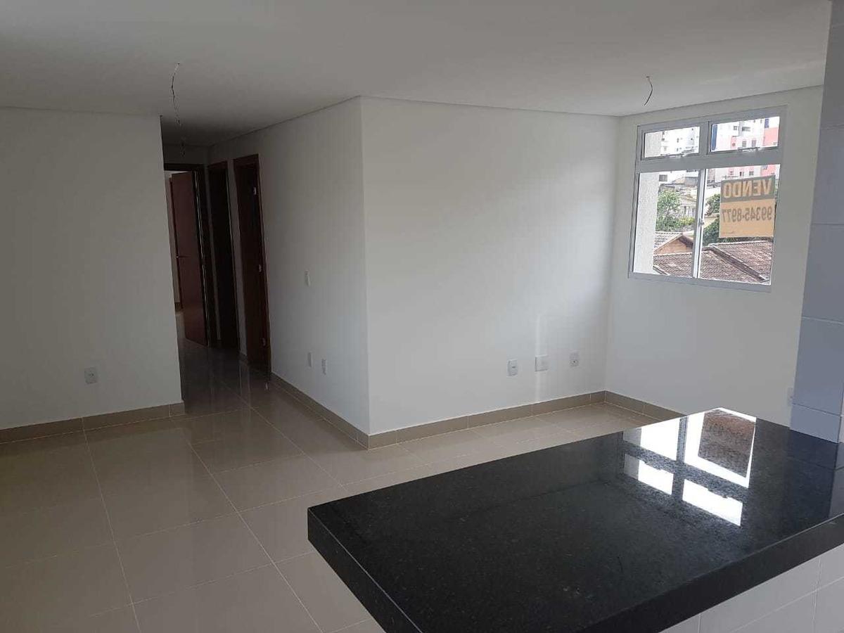excelente apto com 3 quartos suite elevador - 21543