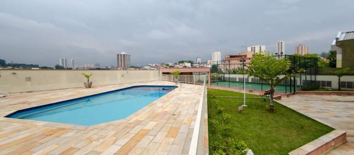 excelente apto residencial álamo - vila formosa - sp - 599