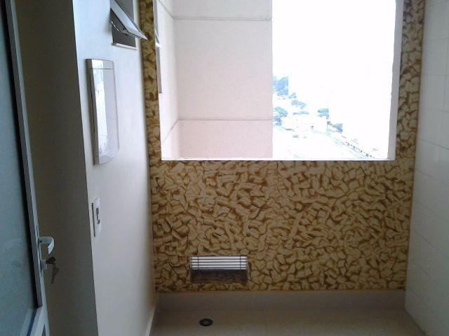 excelente apto varanda gourmet centro sbc - 15390