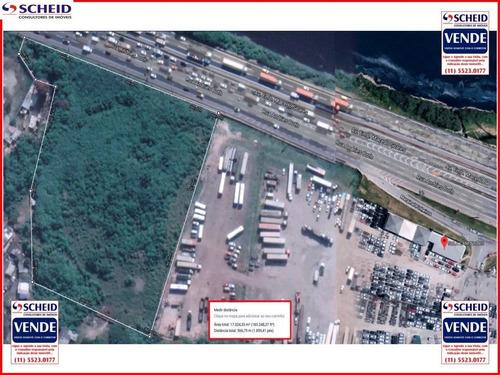 excelente área comercial à venda | região do jaguaré | com 17.203m² - mr64277