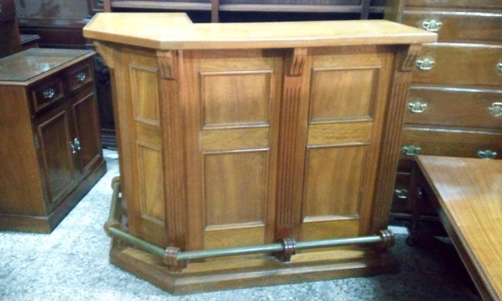 Barra De Bar Estilo Ingles - Muebles Antiguos en Mercado Libre Argentina