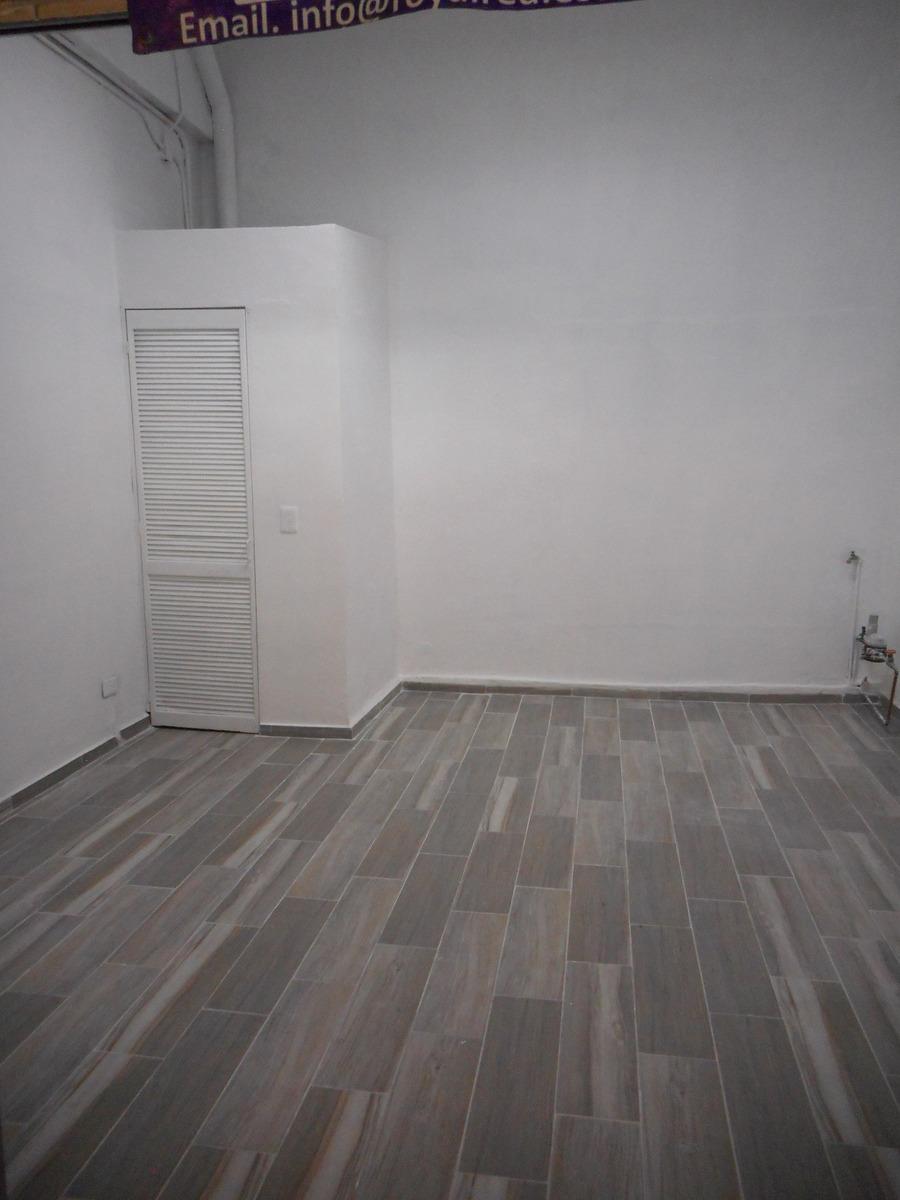 excelente bodega 20 m² con seguridad y estacionamientos