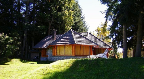 excelente cabaña en el bosque, 2 a 6 personas promo junio