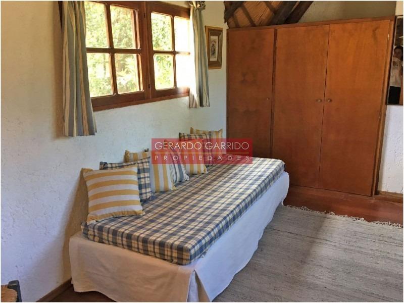 excelente cabaña próximo al mar ideal para vivir todo el año- ref: 32644