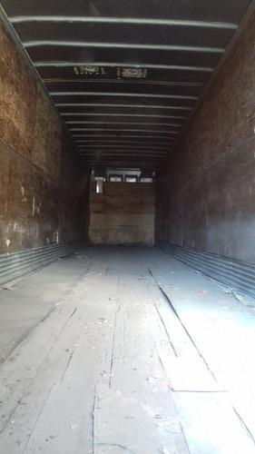 excelente caja seca utility 99 53 pies suspension de aire