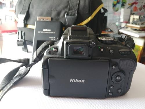 excelente camara nikon d5100