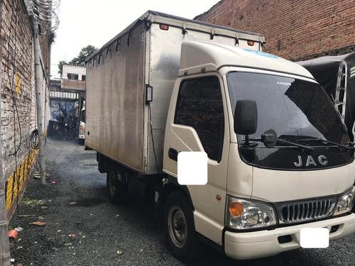 excelente camión jac 1035 furgon