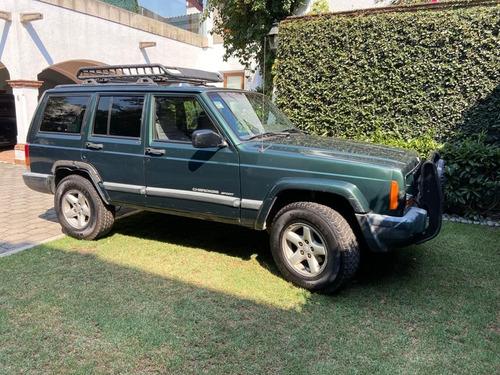excelente camioneta jeep cherokke