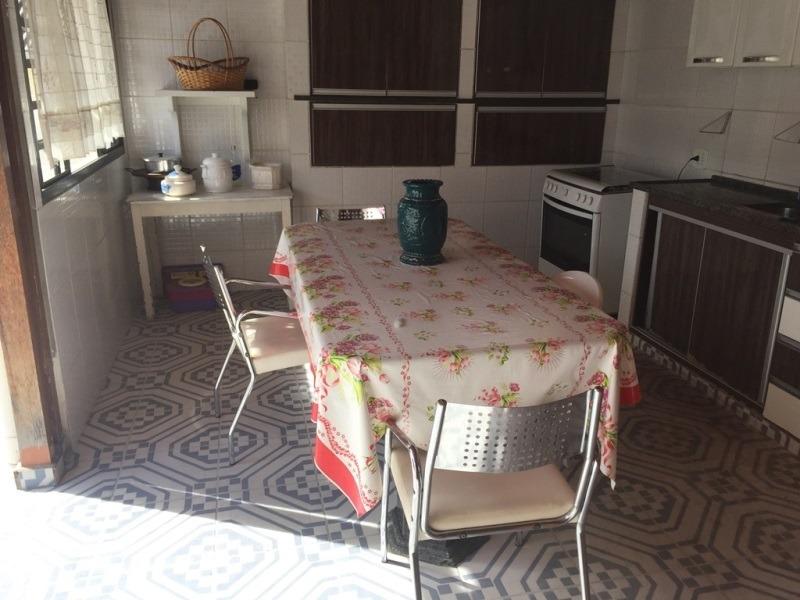 excelente casa, 03 quartos, 03 salas, suíte, churrasqueira, etc. - 2437