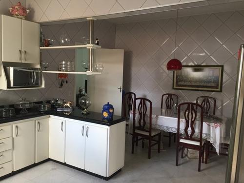 excelente casa, 03 quartos, 03 salas, suíte, churrasqueira, etc. - pr2437
