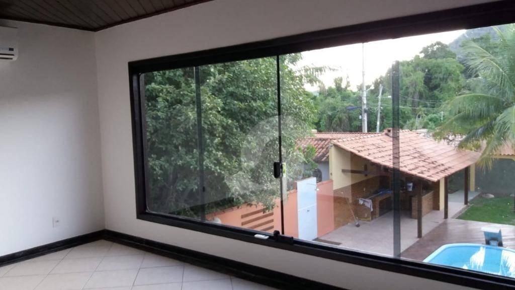 excelente casa 3 qts  em condomínio itaipuaçu - ca1049