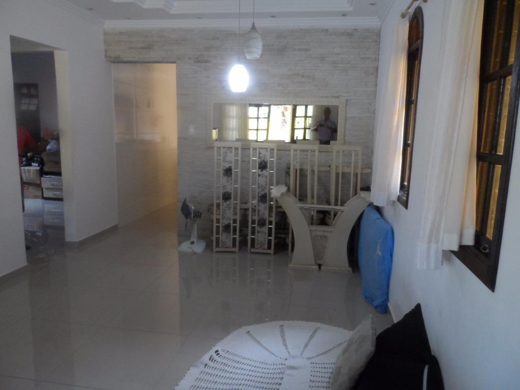 excelente casa 3 suítes - santa rosa - guarujá - ca0076