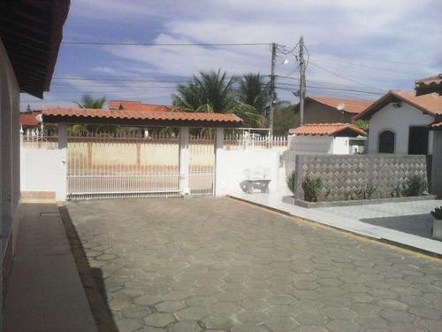 excelente casa a 150 m. da praia em iguaba grande. - cs-842
