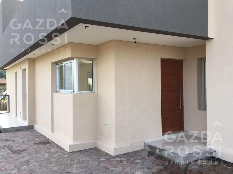 excelente casa a estrenar a la venta  en santa juana
