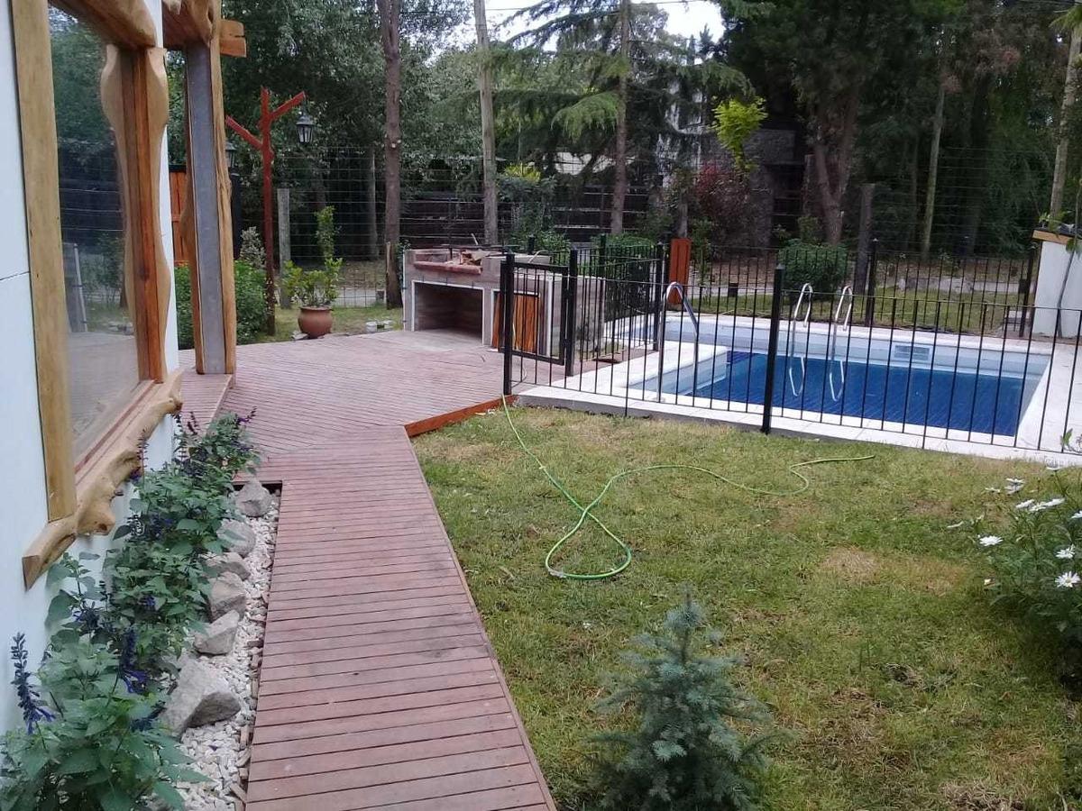 excelente casa a estrenar!!! con piscina.