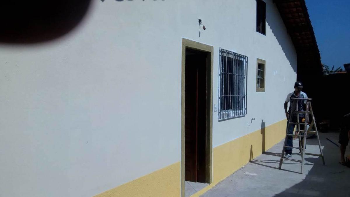 excelente casa a venda em mongaguá florida mirim ref-678