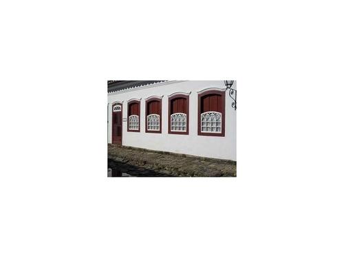 excelente casa, a venda,  em paraty - centro histórico - rio de janeiro - ca00010 - 4243853