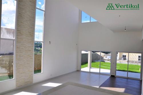 excelente casa a venda reserva santa maria - v-3145