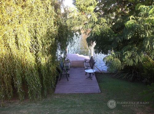 excelente casa al rio en san marco