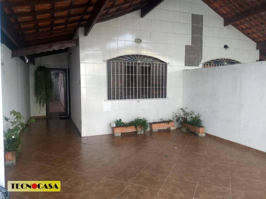 excelente casa com 02 dormitórios para venda com 65 m² no bairro campo da aviação em praia grande/sp. - ca4525
