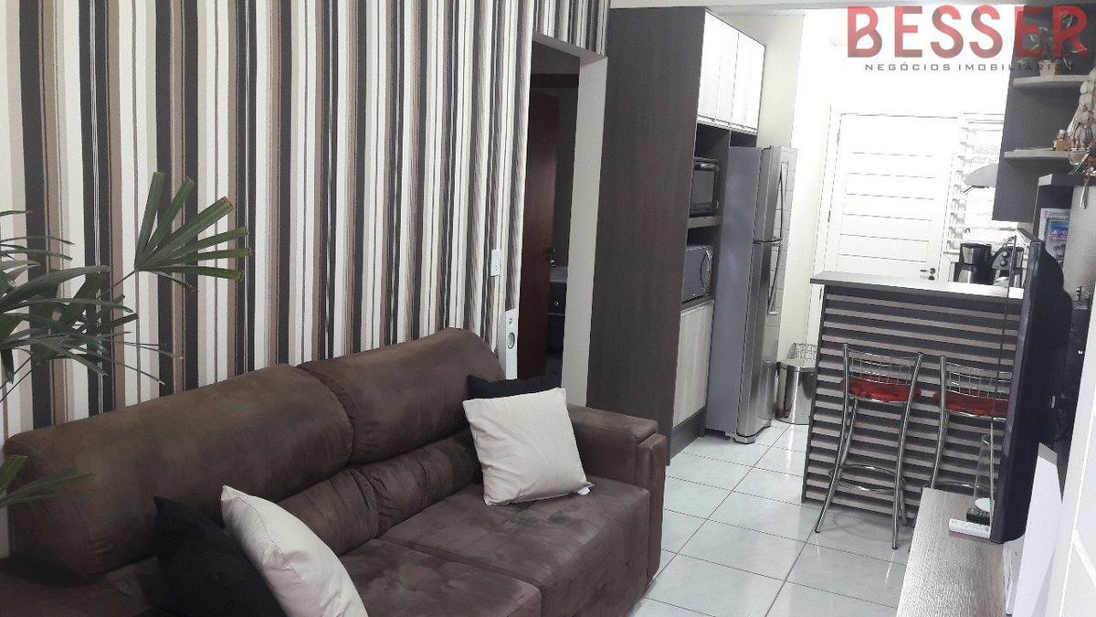 excelente casa com 2 dormitorios em sapucaia - v-813