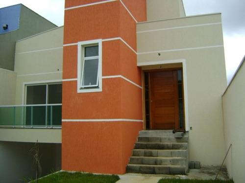 excelente casa com 3 suítes na vila suissa - 173