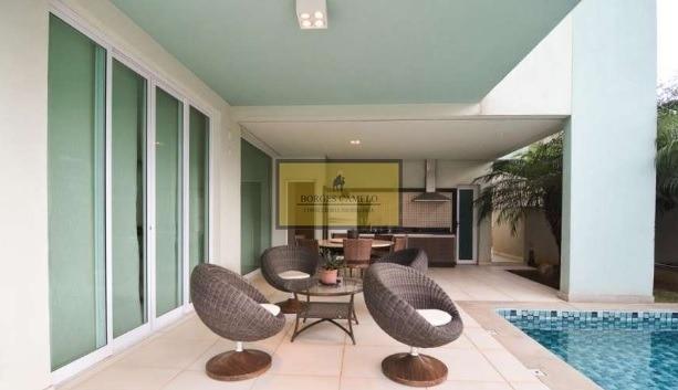 excelente casa com 4 suítes, piscina e sauna no são bento! - 3831