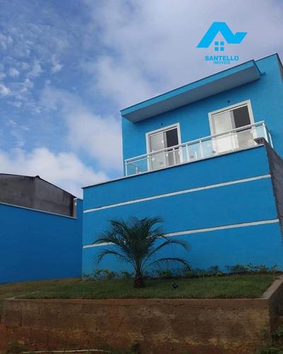 excelente - casa com fino acabamento 3 qts. suite varandas r$240mil - ca00092 - 34068407