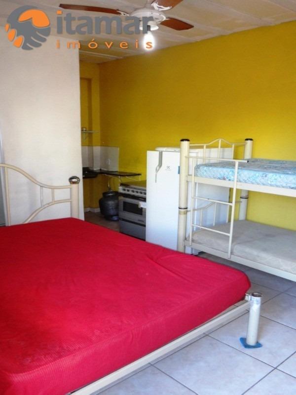 excelente casa com mais 8 kitnets a venda na praia do morro - ca00152 - 4844179